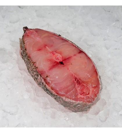 Orange-spotted Grouper Steak (石斑) 400gm+-