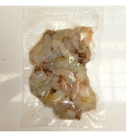 Peeled Sand Prawn (红大虾) 500gm+-