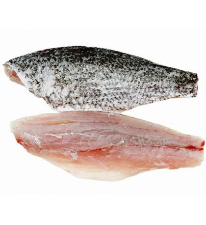 Seabass Fillet per kg